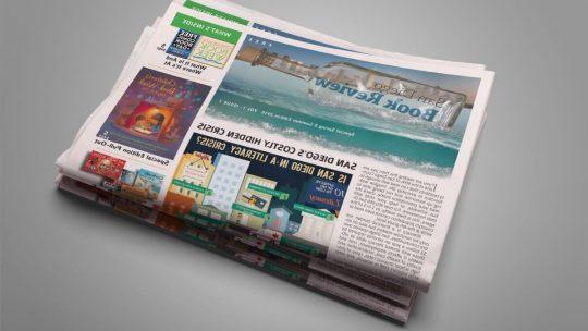 maquette journal vierge maquette journal gratuit print